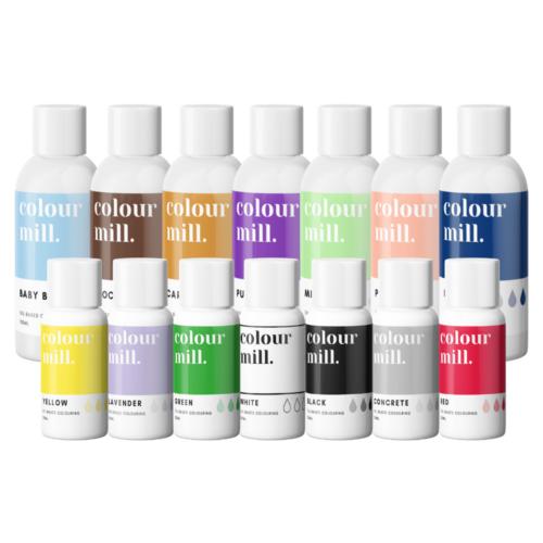 Colour Mill Farbstoffe