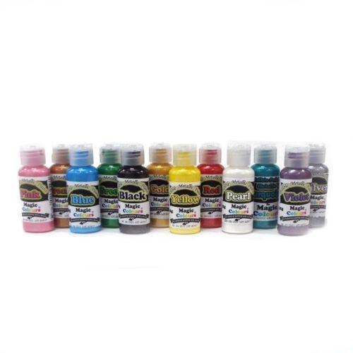 Metallic Paint - Magic Colours